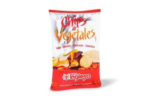 Chips de Vegetales TIENDA INGLESA 100 gr en Tienda Inglesa