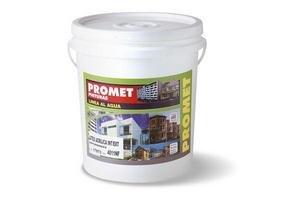 Latex Acrílico PROMET Interior y Exterior Anti Hongo 10 L en Tienda Inglesa