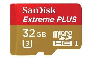 Memoria Micro SD SANDISK 32gb Extreme en Tienda Inglesa