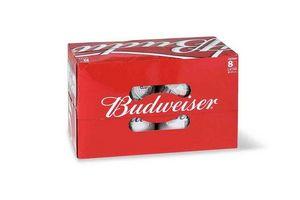 Cerveza en Lata BUDWEISER 473 ml en Tienda Inglesa