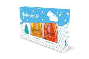 Shampoo + Colonia + Baño Liquido JOHNSON'S BABY en Tienda Inglesa