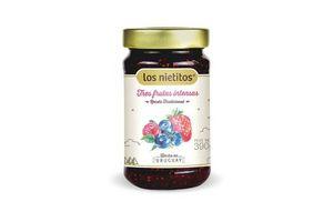 Mermelada LOS NIETITOS 3 Frutas Intenso 390g en Tienda Inglesa
