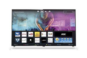 """Smart TV AOC 50"""" 4K Ultra HD ¡Envío Gratis! en Tienda Inglesa"""