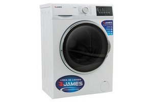 Lavarropas JAMES Carga Frontal Blanco 6Kg ¡Envío Gratis! en Tienda Inglesa