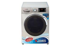Lavarropa JAMES Inox en Tienda Inglesa