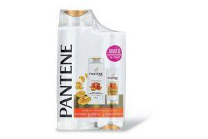 Shampoo PANTENE Fuerza 400ml + Acondicionador 200ml en Tienda Inglesa
