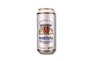 Cerveza NORTEÑA Lata 473 ml en Tienda Inglesa