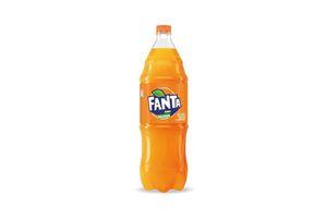 Refresco FANTA sabor Naranja Descartable 2,25l en Tienda Inglesa