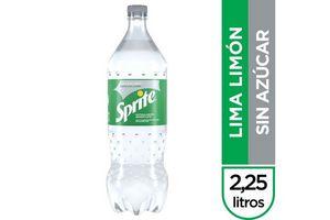 Refresco SPRITE Zero Descartable 2,25l en Tienda Inglesa