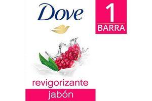 Jabón de Tocador Revigorizante DOVE 90 gr en Tienda Inglesa