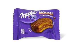 Alfajor Mousse de Chocolate con Dulce de Leche MILKA  42g en Tienda Inglesa