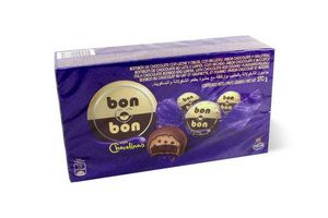 Bombonera BON O BON Chocolinas Chocolate con Leche y Obleas 270 gr en Tienda Inglesa