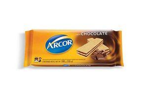 Galleta ARCOR Oblea de Chocolate 108g en Tienda Inglesa