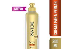 Crema para Peinar PANTENE Fuerza 300 ml en Tienda Inglesa