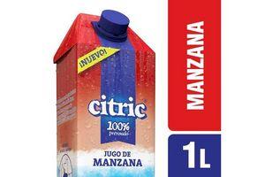 Jugo CITRIC sabor Manzana con Pulpa 1l en Tienda Inglesa