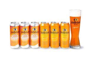 Pack 6 Cervezas SCHOFFERHOFER Lata 500ml en Tienda Inglesa