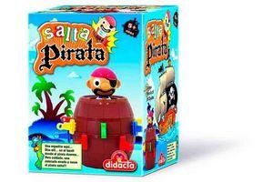 Juego DIDACTA Salta Pirata en Tienda Inglesa