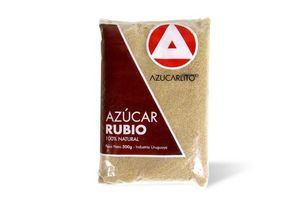 Azúcar Rubio AZUCARLITO  500g en Tienda Inglesa