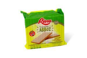 Galleta de Arroz RIERA sin Gluten 150g en Tienda Inglesa