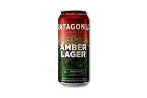 Cerveza PATAGONIA Amber Lata 473ml en Tienda Inglesa