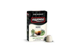 Café en Capsulas OQUENDO Nero x 10 Unidades en Tienda Inglesa