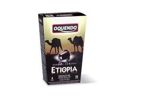 Café en Cápsulas OQUENDO Etiopía x 10 Unidades en Tienda Inglesa