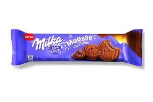 Galleta MILKA Mousse Chocolate 116g en Tienda Inglesa