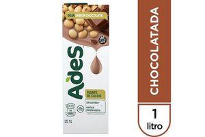 Leche de Soja ADES Sabor Chocolatada 1 L en Tienda Inglesa