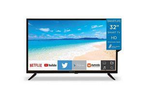 """Smart TV SMARTLIFE  32"""" HD ¡Envío Gratis! en Tienda Inglesa"""