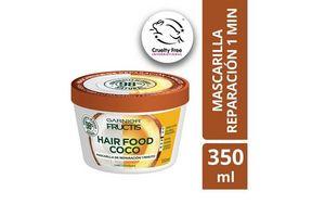 Tratamiento GARNIER  Fructis Hairfood Máscara de Reparación 350 ml en Tienda Inglesa