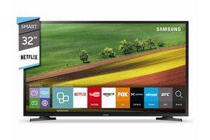 """Smart TV SAMSUNG 32"""" ¡Súper oferta, envío gratis! en Tienda Inglesa"""