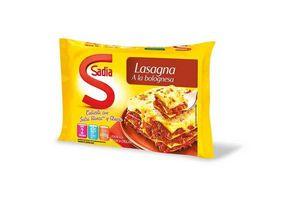 Lasagna Congelada a la Bolognesa Cubierta con Salsa Blanca y Queso SADIA 600g ¡Rinde 2 Porciones! en Tienda Inglesa