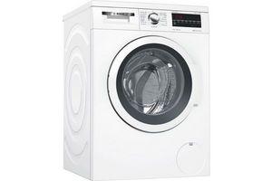 Lavarropas BOSCH Carga Frontal Blanco 8Kg en Tienda Inglesa