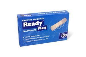 Banditas Elastizadas READY PLAST  x 100 Unidades en Tienda Inglesa