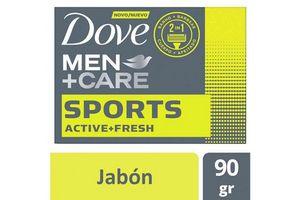 Jabón de Tocador Men Extra Fresh DOVE 90 gr en Tienda Inglesa