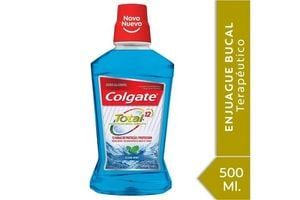 Enjuague Bucal COLGATE Total 12 Clean Mint 500ml en Tienda Inglesa