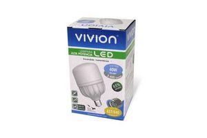 Lampara LED Luz Fría 40w E27 y E40 en Tienda Inglesa
