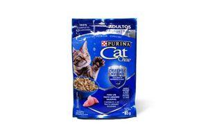 Comida para Gatos CAT CHOW  Adulto Sabor Pollo 85 gr en Tienda Inglesa