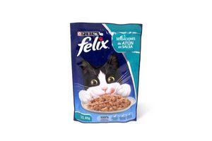 Felix sabor Sensaciones de Atún en Salsa PURINA 85g en Tienda Inglesa