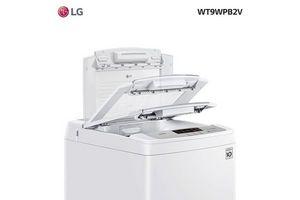Lavarropas LG Carga Superior Blanco 9 Kg en Tienda Inglesa