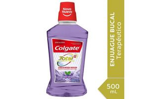 Enjuague Bucal COLGATE Total 12 Antisarro 500ml en Tienda Inglesa