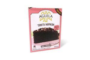 Torta Húmeda Sabor Chocolate ÁGUILA 450gr en Tienda Inglesa