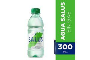 Agua Mineral Natural SALUS sin Gas 300ml en Tienda Inglesa