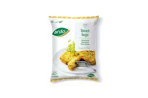 Hamburguesas de Espinaca congeladas ARDO 1Kg en Tienda Inglesa