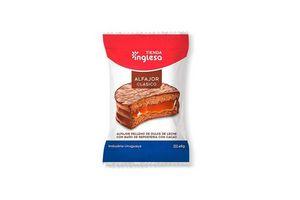 Alfajor de Chocolate TIENDA INGLESA Clásico 48g en Tienda Inglesa