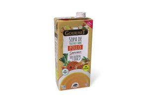 Sopa Pronta Gourmet sabor Pollo 1l en Tienda Inglesa