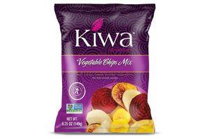 Mix de Vegetales KIWA Chips 149g en Tienda Inglesa