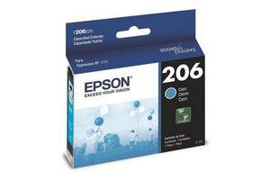 Cartucho EPSON 206 Color Cyan 2 ml en Tienda Inglesa