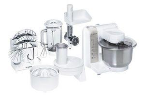 Robot de Cocina BOSCH ProfiMixx 600W Blanco en Tienda Inglesa