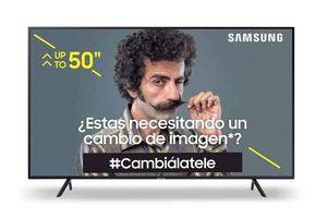 """Smart TV SAMSUNG 50"""" Ultra HD 4K ¡Envío Gratis! en Tienda Inglesa"""